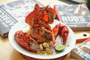 Foto 1 - Makanan(Butter Crab) di Chef Epi - Hotel Sheo oleh Fadhlur Rohman