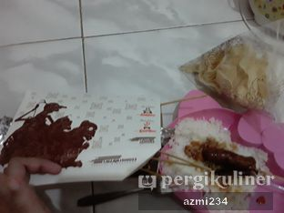 Foto - Makanan(sate ayam lilit) di Sate Khas Senayan oleh tata utami