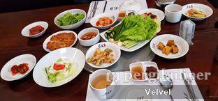 Foto 1 - Makanan(Banchan) di Myeong Ga Myeon Ok oleh Velvel