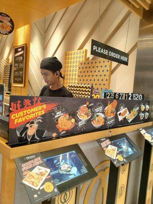 Foto 3 - Interior di Menya Musashi Bukotsu oleh FOODIARYPAOPAO
