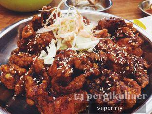 Foto 2 - Makanan(super hot gangjeong) di Tteokbokki Queen oleh @supeririy