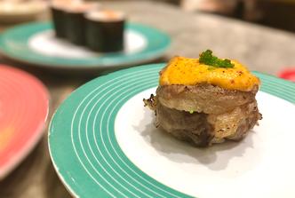 Foto Makanan di Sushi Go!
