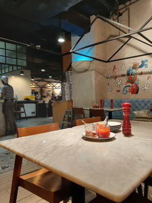 Foto 3 - Interior di Pizza Marzano oleh Lia Harahap