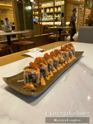 Foto review Gion The Sushi Bar oleh Hungry Couplee 2