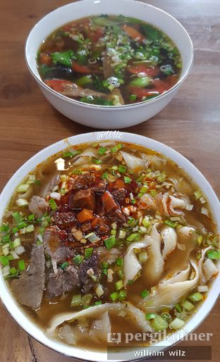 Foto 1 - Makanan di China Lanzhou Daging Sapi Mie Rame oleh William Wilz