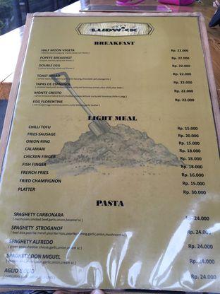 Foto 5 - Menu(Menu Breakfast dll) di Ludwick Cafe oleh Sitta
