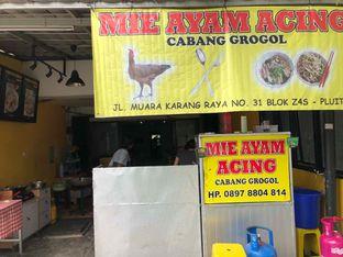 Foto review Mie Ayam Acing oleh Oswin Liandow 9