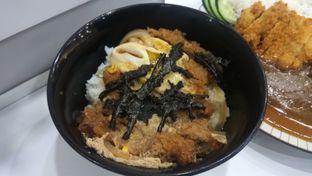 Foto 2 - Makanan(Gyukatsudon (IDR 56) ) di Mori Express oleh Renodaneswara @caesarinodswr