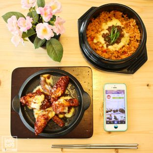 Foto - Makanan di Chingu Korean Fan Cafe oleh Simsimie Simsimie