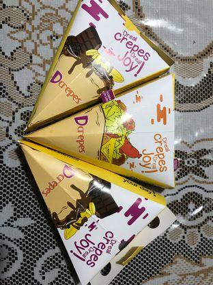 Foto 1 - Makanan di D'Crepes oleh inri cross