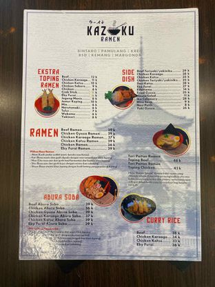 Foto review Kazoku Ramen & Soba oleh Levina JV (IG : @levina_eat & @levinajv) 11
