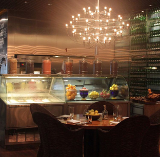 Foto 1 - Interior di C's Steak and Seafood Restaurant - Grand Hyatt oleh Mitha Komala