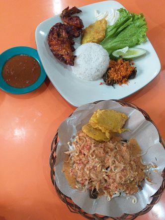Foto Makanan di Ayam Bakar Madiun