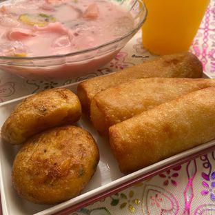 Foto 1 - Makanan di Soto Betawi Nyonya Afung oleh Levina JV (IG : @levina_eat & @levinajv)