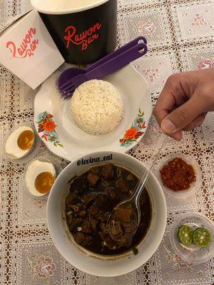 Foto 1 - Makanan di Rawon Bar oleh Levina JV (IG : @levina_eat & @levinajv)