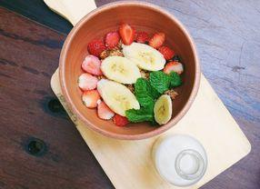4 Makanan yang Baik Dikonsumsi untuk Penderita Asam Lambung
