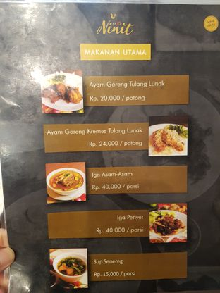 Foto review Ayam Goreng Ninit Magelang oleh Andry Tse (@maemteruz) 3