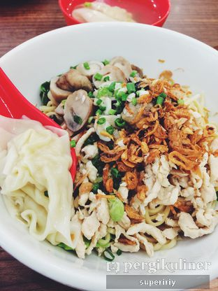 Foto 2 - Makanan(cwie mie ayam jamur 2) di Depot Gang Djangkrik oleh @supeririy