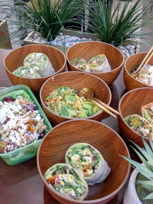 Foto 6 - Makanan di Crunchaus Salads oleh Ika Nurhayati