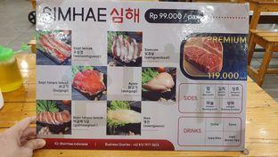 Foto 3 - Menu di Simhae Korean Grill oleh Naomi Suryabudhi