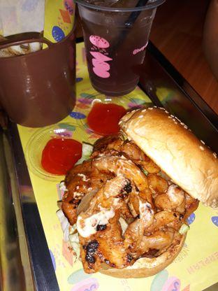 Foto 2 - Makanan di Burger Plan oleh Mouthgasm.jkt