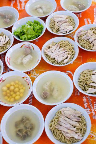 Foto 5 - Makanan di Bakmi Ayam Acang oleh Duolaparr