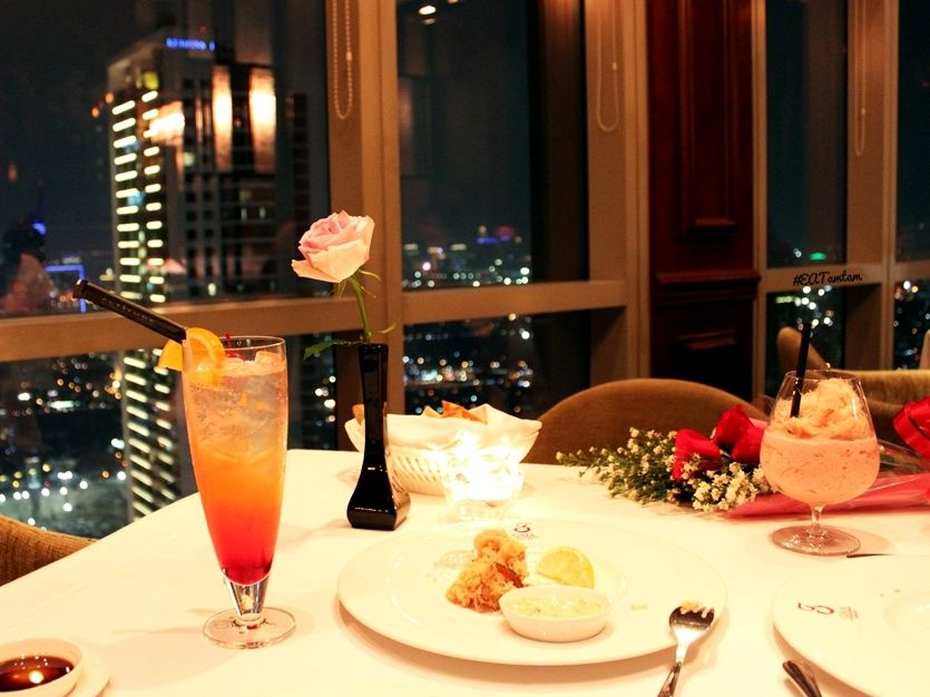 11 Restoran Romantis Di Jakarta Untuk Rayakan Christmas Dinner Bersama Pasangan Pergikuliner Com