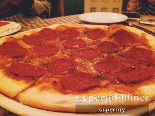 Foto 7 - Makanan(pepperoni pizza) di Brassery oleh @supeririy