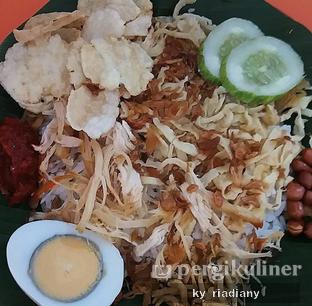 Foto 2 - Makanan(nasi gemuk) di Bakmi Ahiung Khas Jambi oleh ky_ riadiany