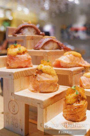 Foto review Sushi Hiro oleh Muhammad Fadhlan (@jktfoodseeker) 1