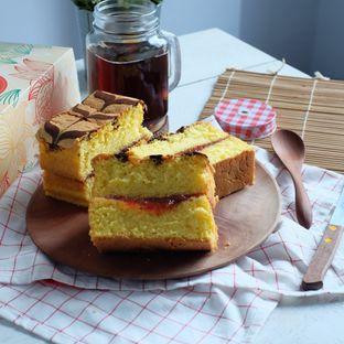 Foto 2 - Makanan di Sponji Traditional Spongecake oleh @anakicipicip