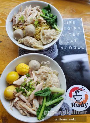 Foto 4 - Makanan di Bakmi Rudy oleh William Wilz