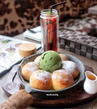 Foto 2 - Makanan(Strawberry&raspberry lemon tea) di Ishigamaya oleh Stellachubby