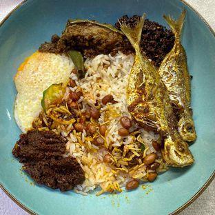 Foto - Makanan di Ponggol Nasi Lemak oleh Mr. Gastronome