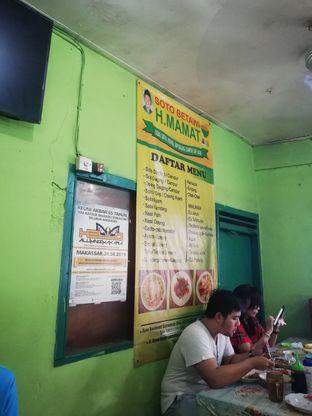 Foto 1 - Interior di Soto Betawi H. Mamat oleh @makansamaoki