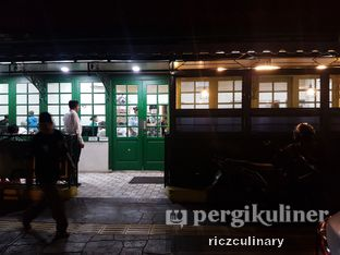 Foto 2 - Eksterior(Lokasi Luar dari Bakmi Gondangdia) di Mie Ayam Gondangdia oleh Ricz Culinary