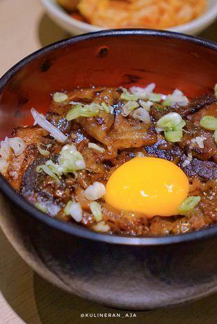 Foto 1 - Makanan(Yaki Ushi Don) di Sumeragi oleh @kulineran_aja