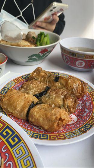 Foto 4 - Makanan(Lumpia Udang) di Haka Dimsum Shop oleh deandra zaneta
