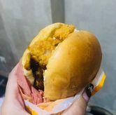 Foto teriyaki chicken burger di Flip Burger