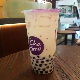 Foto review Chatime oleh El Yudith 2