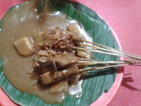 Foto Sate Padang Ajo Ramon
