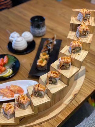 Foto 2 - Makanan di Okinawa Sushi oleh Duolaparr
