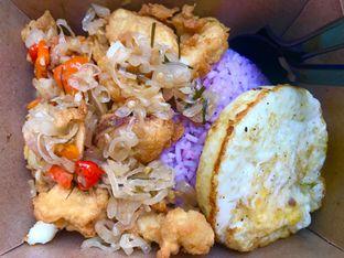 Foto 1 - Makanan di Master Squid oleh Levina JV (IG : @levina_eat & @levinajv)