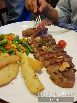 Foto 6 - Makanan di C4 Steak House oleh Muhammad Fadhlan (@jktfoodseeker)