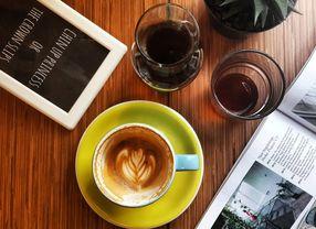 7 Coffee Shop di Jakarta Pusat Yang Menjadi Favorit