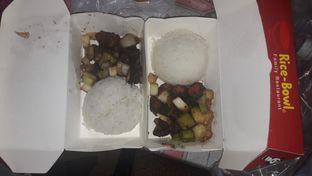 Foto - Makanan di Rice Bowl oleh Dzuhrisyah Achadiah Yuniestiaty
