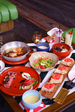 Foto 7 - Makanan di Caspar oleh Vionna & Tommy