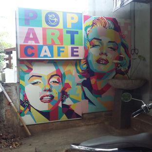 Foto 10 - Eksterior di Pop Art Cafe oleh Andin   @meandfood_