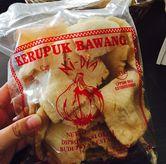 Foto Kerupuk Bawang di Mie Kangkung Betawi & Soto Betawi Ariyani