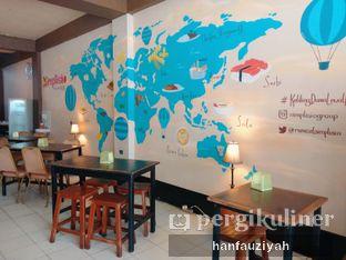 Foto review Rumah Lezat Simplisio oleh Han Fauziyah 14